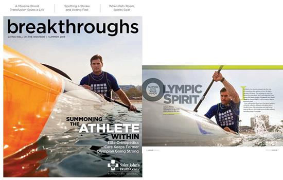 Cliff Meidl Impact: Breakthroughs Magazine