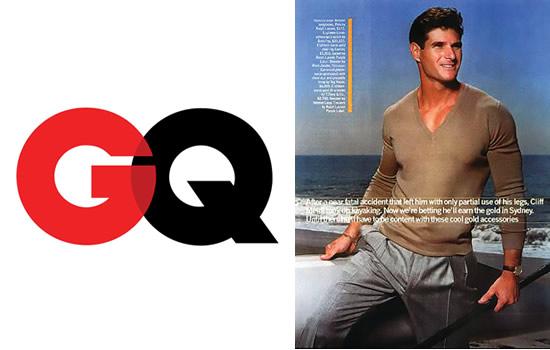 Cliff Meidl Impact: GQ