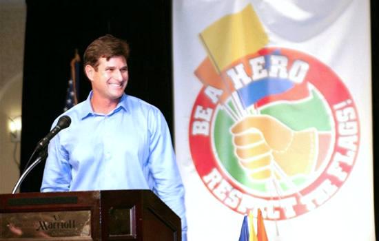 Cliff Meidl: Respect the Flag