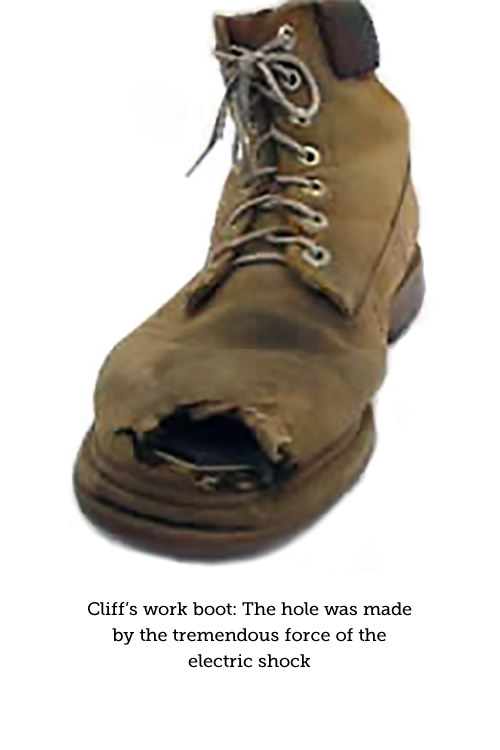 Cliff's work boot