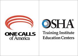 Logos: One Calls of America, OSHA