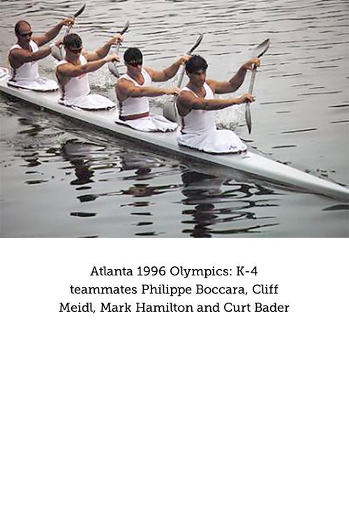Cliff Meidl: Atlanta 1996 Olympics