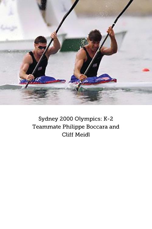 Cliff Meidl at Sydney 2000 Olympics