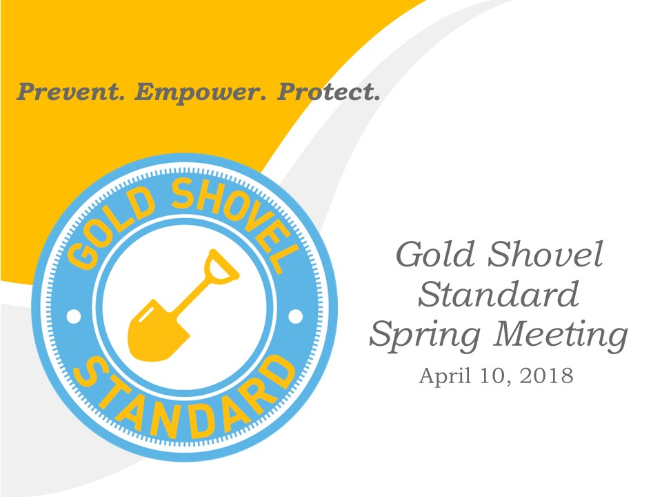 Gold Shover Standard Spring Meeting - header