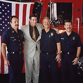Cliff meets the first responders who saved his life.